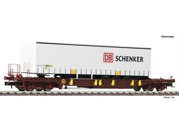 """Fleischmann 825050 Taschenwagen T3 """"AAE & Schenker"""" N"""