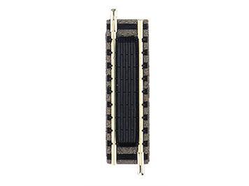 Fleischmann 9115 gerades Gleis mit eingebautem Schaltkontakt, N