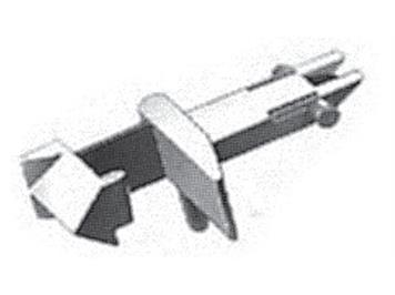Fleischmann 9525 Standard-Steckkupplung, N