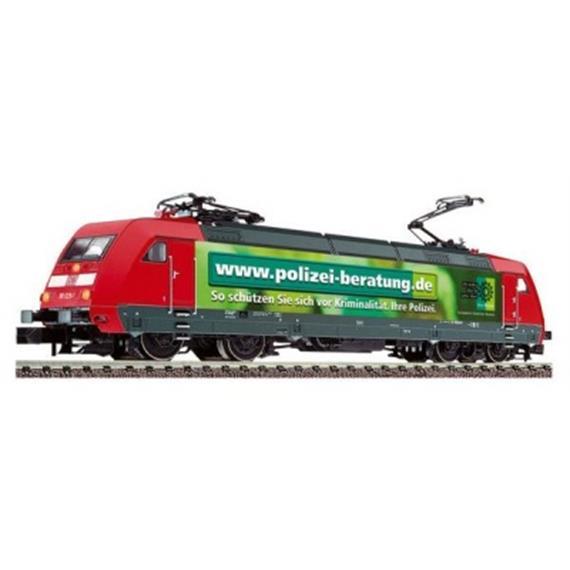 """Fleischmann 997355 Ellok BR 101 DB AG """"Polizei-Beratung"""""""