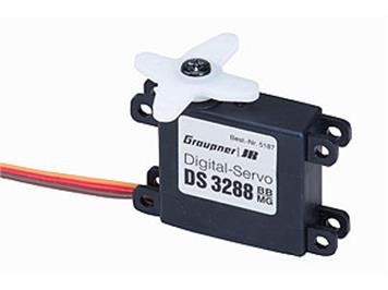 Graupner Digital-Servo DS 3288 BB MG
