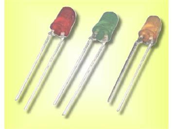 HERKAT 2759 Leuchtdiode 3 mm gelb
