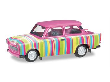 "Herpa 027618 Trabant 601 ""Edition Trabi-world.com"" HO"