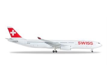 Herpa 523134-003 A330-300 Swiss Int. Air Lines 1:500