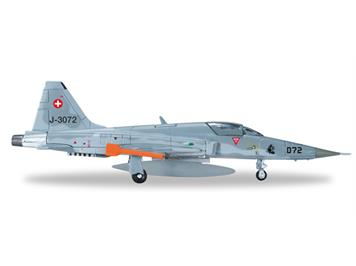 "Herpa 556545 F-5E Tiger II Swiss Air Force ""Staffel 8"" 1:200"