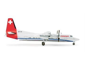 Herpa Fokker 50 Crossair 1:200