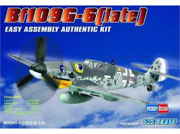 "Hobby Boss 80226 Messerschmitt Bf109G-6 ""Swiss Air Force"""