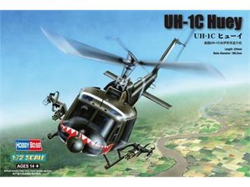 Hobby Boss 87229 Bell UH-1C Huey