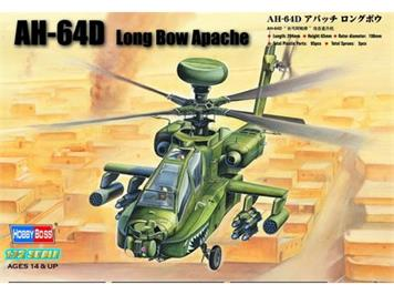 Hobby Boss Boeing AH-64D Long Bow Apache