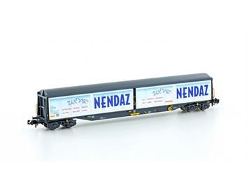 """Hobbytrain 23462 SBB Schiebewandwagen """"Nendaz"""" Habils N"""
