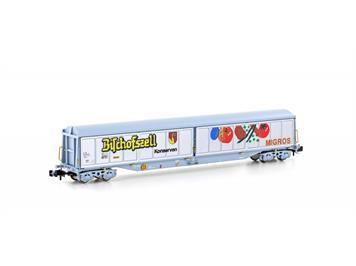 Hobbytrain 23476 SBB Schiebewandwagen Habils, Bischofszell, Ep.V, N
