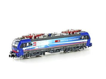 Hobbytrain 3012 E-Lok BR 193 Vectron SBB Cargo Generi, Ep.VI, N