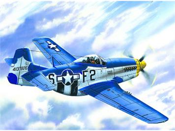ICM 48151 Mustang P-51D Fighter Decal Suisse 1:48