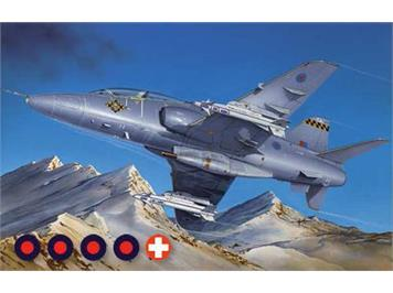 Italeri 02669 Hawk T. Mk. 1 CH-Version 1:48