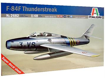 Italeri F-84F Thunderstreak 1:48
