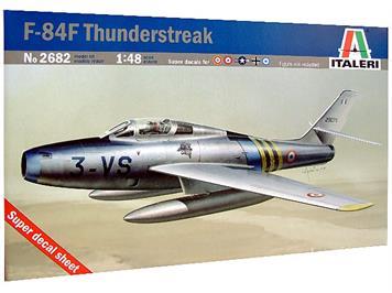 Italeri F-84F Thunderstreak 1:48