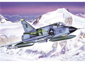 Italieri 02634 Mirage III S Swiss Air Force J-23 1:48