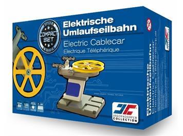 Jägerndorfer 83289 Kompaktseilbahn ohne Kabine oder Sessel 1:32