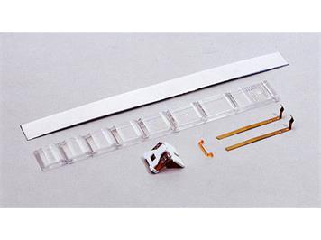 Kato 7074899 Innenbeleuchtung N, weißen LED, 6 Stk. (11-210)