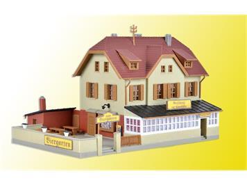 Kibri 37114 Gasthaus Zur Eisenbahn N