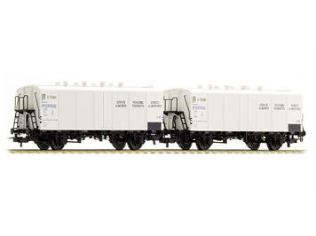 L.S.Models 37151 SBB Interfrigo Kühlwagen 2er Set HO