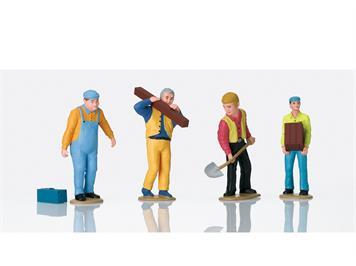 LGB 53005 Figurenset Arbeiter G