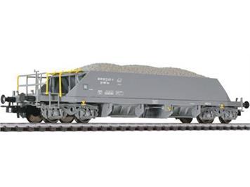 Liliput 235521 SBB Kieswagen Xas 4achsig mit Ladung