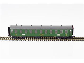 Liliput 334610 SBB Personenwagen C4ü 3. Klasse (ex. GB) mit Schlussleuchten
