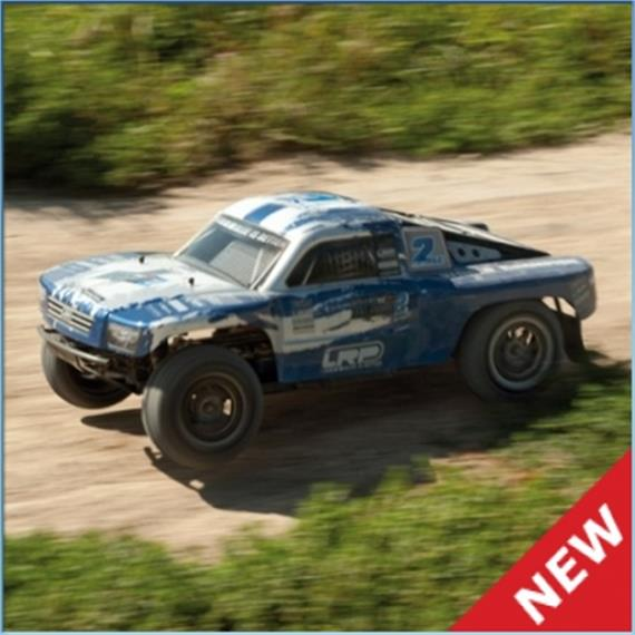 LRP 120703 S10 Blast Short Course 2 2,4 GHz RTR Brushless 4WD 1:10
