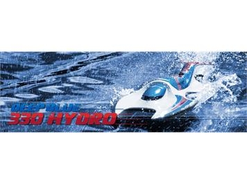LRP 310106 Deep Blue 330 Hydro 2,4 GHz Racing Boot RTR