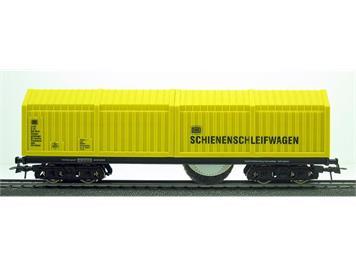 LUX 9130 HO Schienenpolierwagen AC mit SSF-09-Elektronik & Faulhabermotor