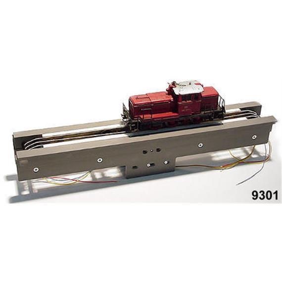 LUX 9301 Radreinigungsanlage HO zum Einbau mit Faulhabermotor