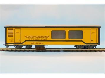 LUX 9785 HOe-Gleisstaubsauger mit SSF-09-Elektronik & Faulhabermotor