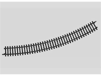 Märklin 2241 K-Gleis gebogen. Länge 1/1 = 30°.