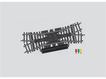 Märklin 2260 Doppelte Kreuzungsweiche r424,6 mm