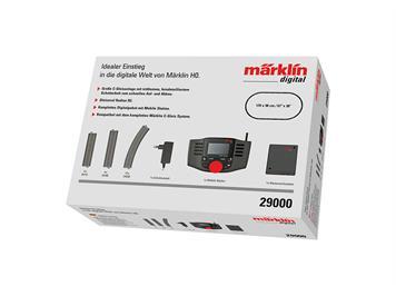 Märklin 29000 Digital-Startpackung mit Mobile Station und C-Gleise (ohne Rollmaterial), H0