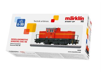 Märklin 36700 Märklin Start up - Diesellokomotive DHG 700