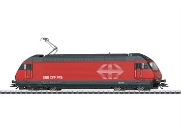 Märklin 39460 SBB Re 460 rot, mfx+ mit Sound