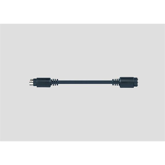Märklin 60124 Adapterkabel Mini Din 10-polig auf 7-polig