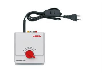 Märklin 66471 Regel-Transformator 230 V / 32 VA
