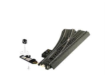 Märklin 74471 Weichenlaternen-Satz mit warmweisser LED, für C-Gleis, H0