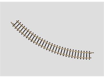 Märklin 8510 gebogenes Gleis, Spur Z