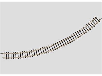 Märklin 8530 gebogenes Gleis, Spur Z