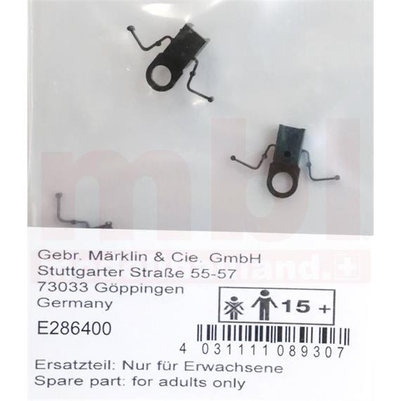 Märklin E286400 Kupplungsschacht (2), H0