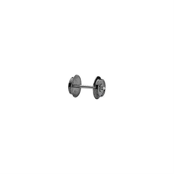 Märklin E700580.20 DC Radsatz (Hamo Gleichstrom)