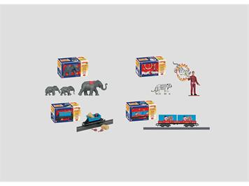 Märklin Elefantenset Circus Mondolino