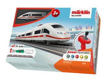 Märklin my world 29330 Startpackung ICE 3