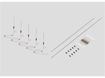 Märklin Quertragwerk-Set als Bausatz