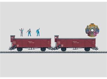 """Märklin Wagen-Set """"Orgeltransport"""""""