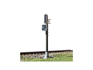Mafen/N-Train 4136.17 SBB Zusatzsignal (grün/rot/gelb/grün/gelb) + (gelb/gelb/grün/grün) N